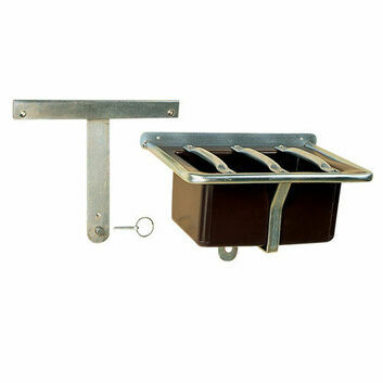 Stubbs Foal Feeder S33 - BROWN