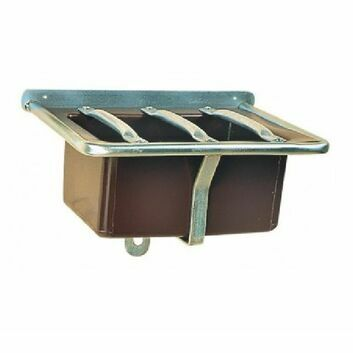 Stubbs Foal Feeder Non Detachable S33A x 9 Lt - BROWN
