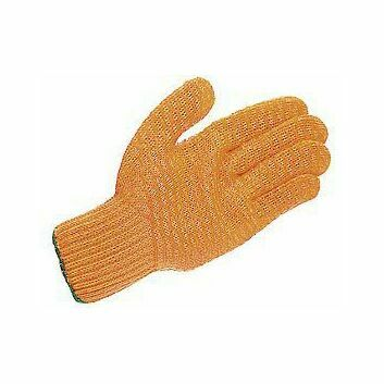 Gloves Criss-Cross - ORANGE