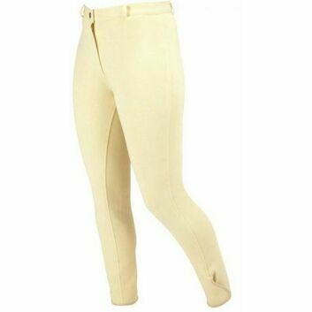 Harry Hall TEX Breeches Chester Sticky Bum Ladies Ivory