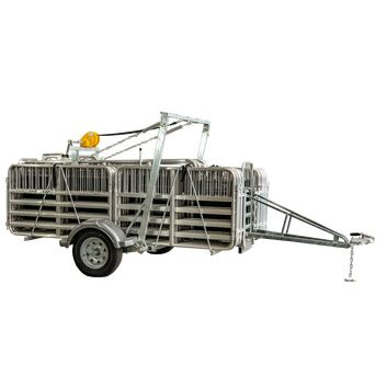 Prattley 10\' Mobile Super Yard