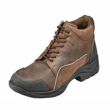 Harry Hall Endurance Boots Outland Brown