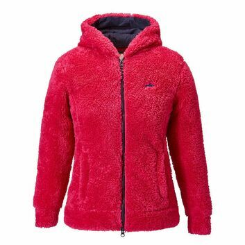 Harry Hall AW17 Fleece Applemore Junior Pink