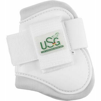 USG Fetlock Boots White