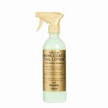 Gold Label Mane, Tail & Coat Spray - 500 ML