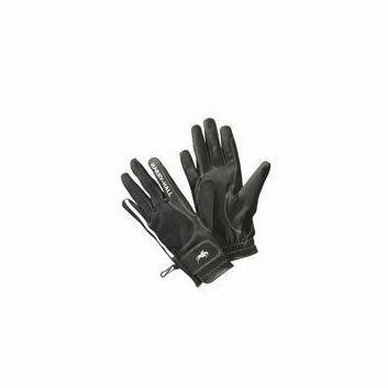 Harry Hall Gloves Lockton Black