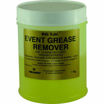 Gold Label Event Grease Remover - 1 KG
