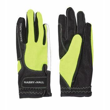 Harry Hall Gloves Lockton Yellow