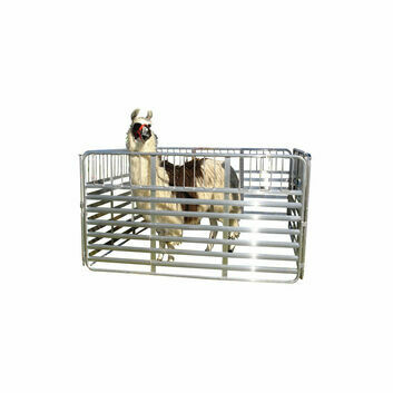 Prattley 7ft x 48inch (Alpaca) Alloy Hurdle Gate With Pins (SPECIAL OFFER)