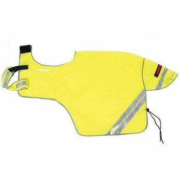 Harry Hall Hi-Viz Exercise Sheet Ride On Yellow
