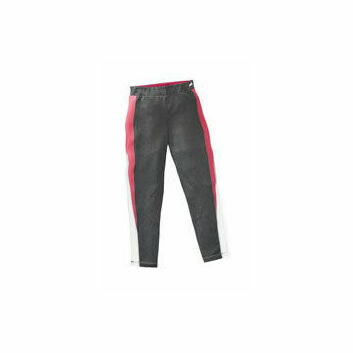 Harry Hall Hi-Viz Jodhpurs Junior Pink