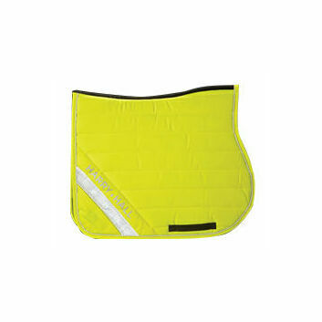 Harry Hall Hi-Viz Saddlecloth Yellow