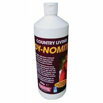 Equimins Country Living Dy-nomite - 500 GM