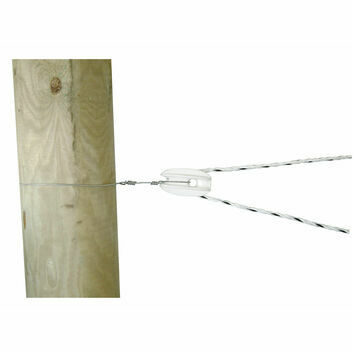 Strain Insulator for Rope - 6 PACK