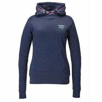Harry Hall AW17 Hoody Orrell Womens Navy