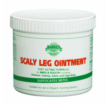Barrier Scaly Leg Ointment - 400 ML