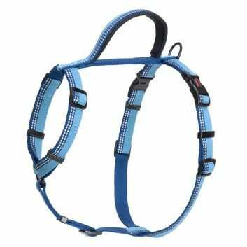 HALTI Walking Harness Blue