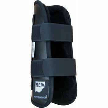 NEW Open Tendon Boots Fleece