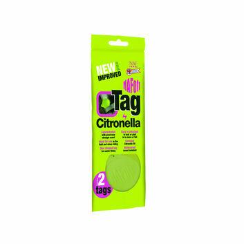 NAF Off Citronella Tag - TWIN PACK