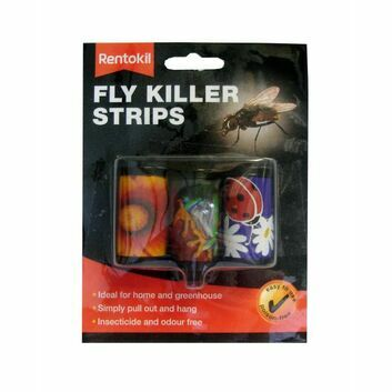 Rentokil Fly Killer Strips - 3 PACK