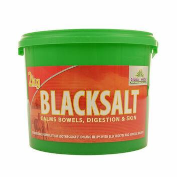 Global Herbs BlackSalt - 2 KG