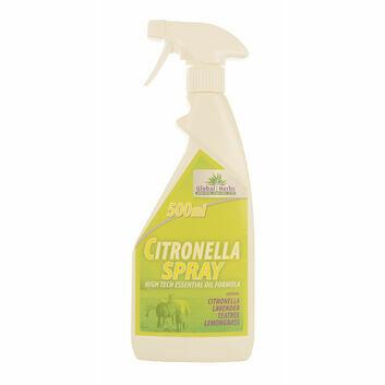 Global Herbs Citronella Spray - 500 ML