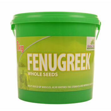 Global Herbs Fenugreek - 1 KG