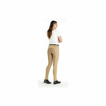 Harry Hall TEX Jodhpurs Chester Sticky Bum Ladies Beige