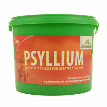Global Herbs Psyllium - 1 KG