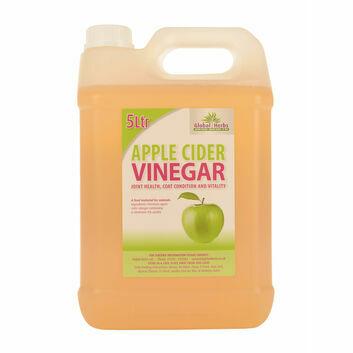 Global Herbs Apple Cider Vinegar - 5 LT