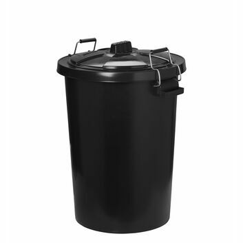 ProStable Dustbin with Locking Lid