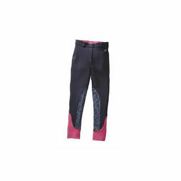 Harry Hall Jodhpurs Harton Junior Navy