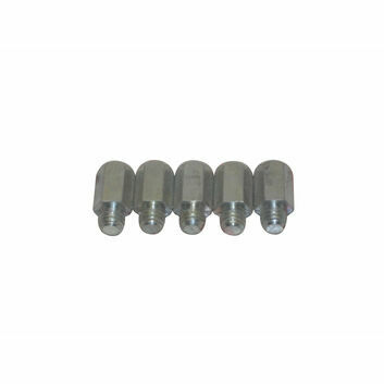 Liveryman Horse Studs Domed - Pack of 5