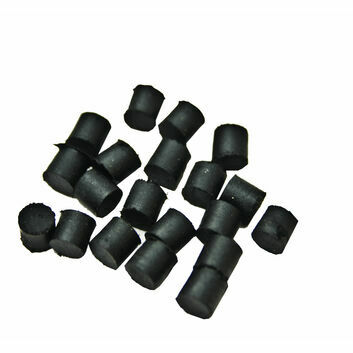Liveryman Stud Plugs Rubber - 20 PACK