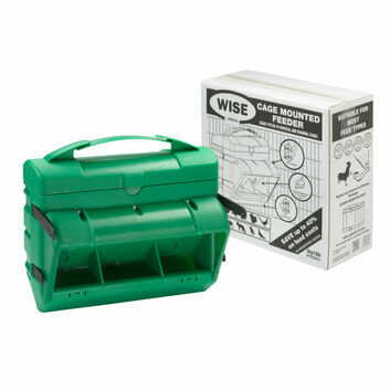 Osprey Wise Cage Feeder Green - 5 KG