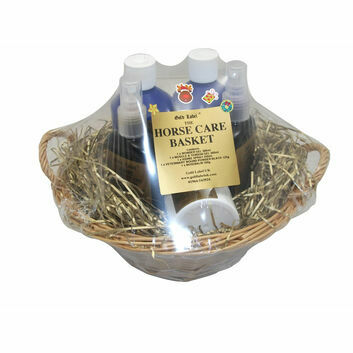 Gold Label The Horse Care Gift Basket