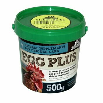 Global Herbs Poultry Egg Plus - 500 GM
