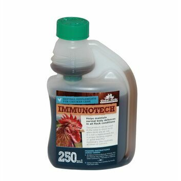 Global Herbs Poultry Immunotech - 250 ML