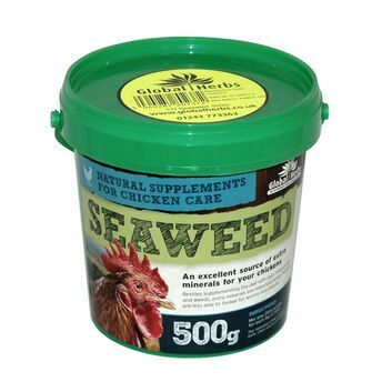 Global Herbs Poultry Seaweed - 500 GM