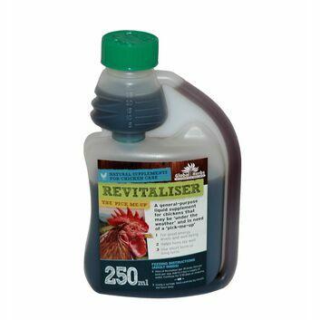 Global Herbs Poultry Revitaliser - 250 ML
