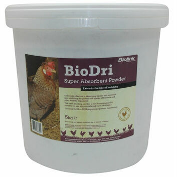Biolink BioDri Deodoriser and Disinfectant Powder