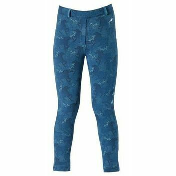 Harry Hall AW17 Jodhpurs Trinity Junior Petrol