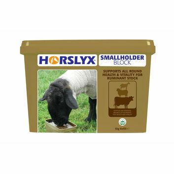 Horslyx Smallholder Block - 4 X 5 KG REFILL PACK