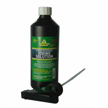 Trilanco Strong Veterinary Iodine Spray