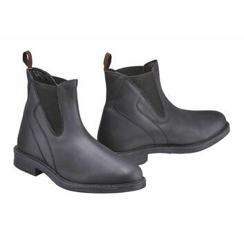 Harry Hall Jodhpur Boots Recife Unisex Black