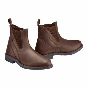 Harry Hall Jodhpur Boots Recife Unisex Brown