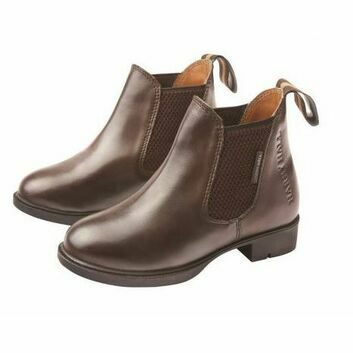 Harry Hall TEX Jodhpur Boots Silvio Ladies Brown