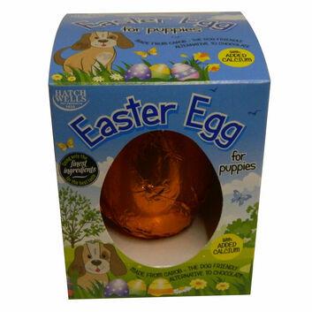 Hatchwells Puppy Easter Egg