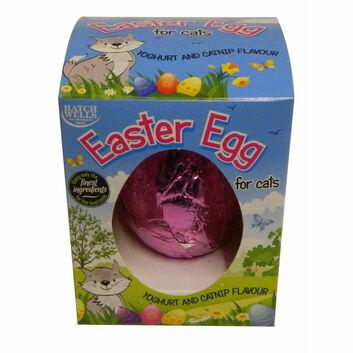 Hatchwells Cat Easter Egg