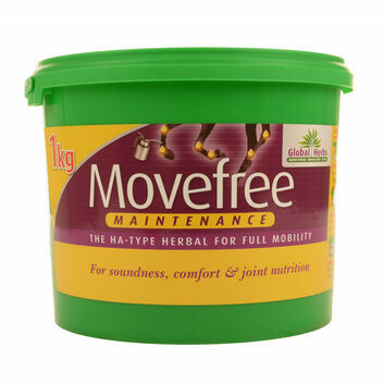 Global Herbs Movefree Maintenance